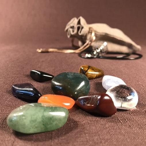 """Набор камней: """"Колодец Ириды"""""""
