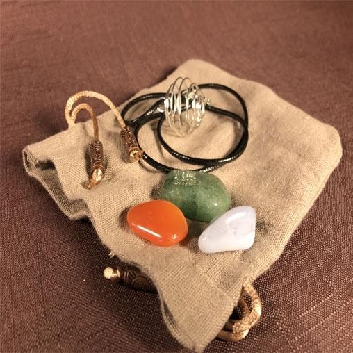 """Набор камней: """"Сила энергии"""""""