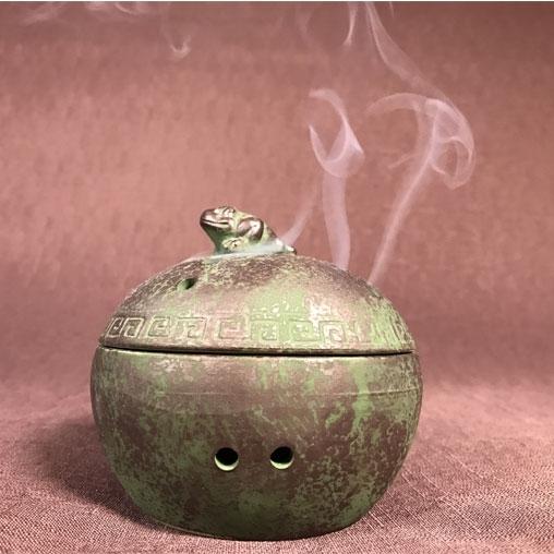 """Курительница """"Лягушка"""""""