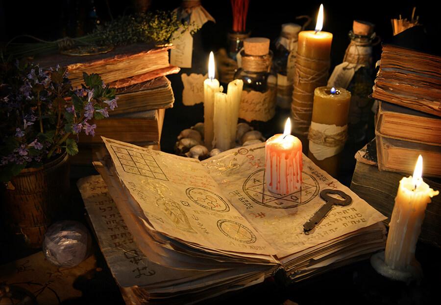 Обряды и ритуалы со свечами