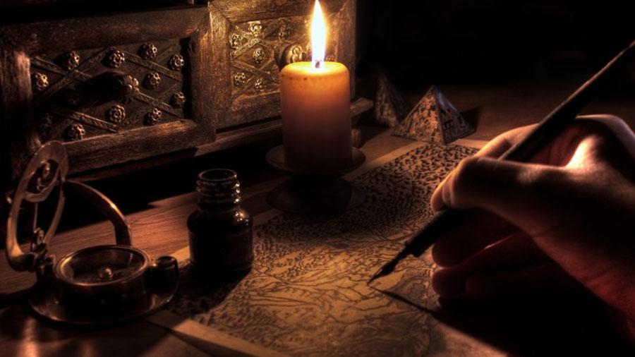 Пока горит свеча