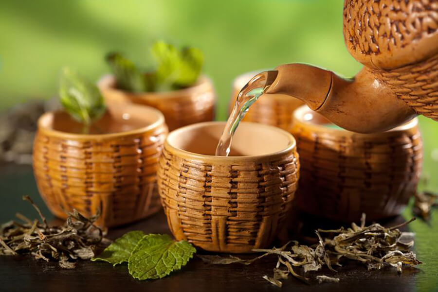 Напитки и эликсиры долголетия