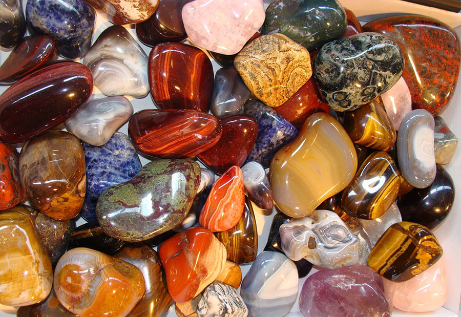 Несовместимые камни
