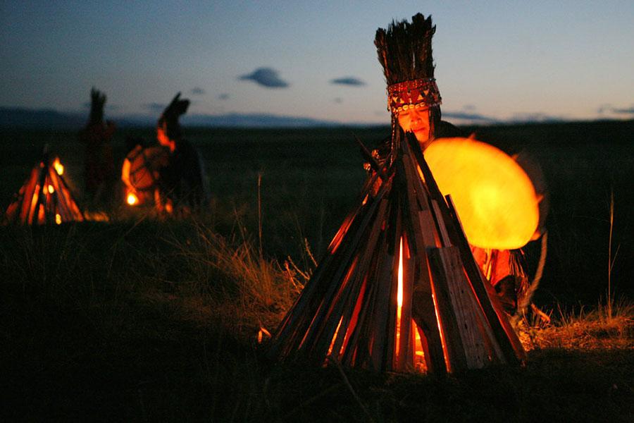 В чем сила шамана