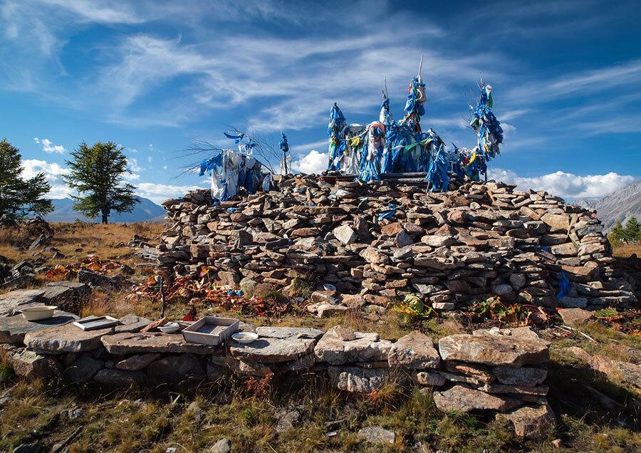 Сто тысяч камней