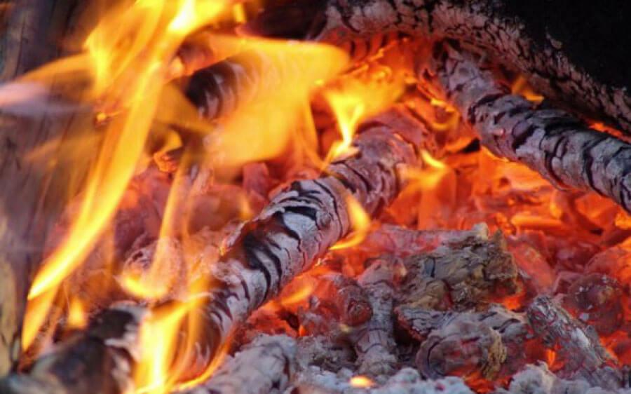 О пламени